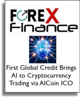 Forex Finance News -Panxora Brings AI to Cryptocurrency Trading via AICoin ICO