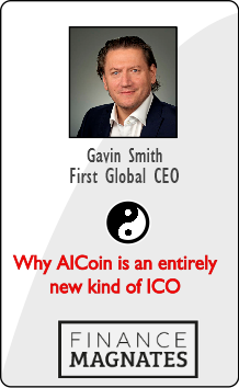 Finance Magnates Interview with Gavin Smith